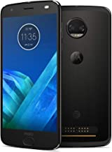 Motorola Moto Z2 Force XT1789-04 64GB Super Black (AT&T + GSM Unlocked) (Renewed)