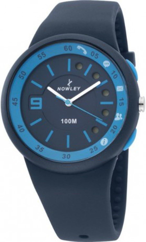 Nowley Reloj Racing Blue Bluetooth