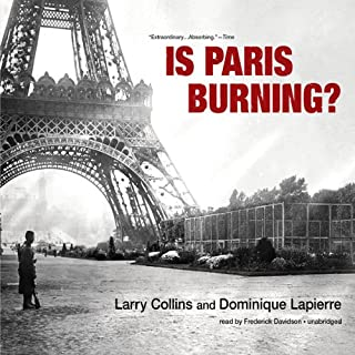 Is Paris Burning? audiobook cover art