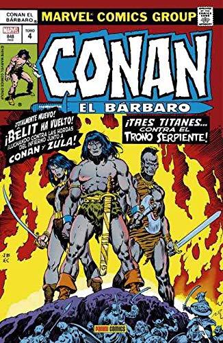 Conan El Barbaro: La Etapa Marvel Original 04