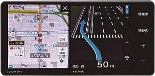 デンソーテン イクリプス(ECLIPSE) カーナビ AVN-R9W 7型ワイド 地図無料更新 フルセグ&1セグ VICS WIDE SD CD DVD USB Bluetooth Wi-Fi トヨタ ダイハツ車用電源配線同梱 トヨタマップマスター地図搭載 DENSO TEN