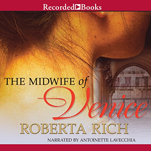 The Midwife of Venice audiobook cover art
