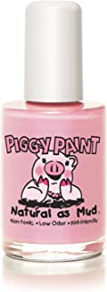 Piggy Paint 100% Non-toxic Girls Nail Polish - Safe, Chemical Free Low Odor for Kids, Sweetpea - Great Stocking Stuffer fo...