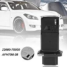 Mass Air Flow Meter Sensor 22680-7S000 AFH70M-38 for Nissan Sentra Xterra X-Trail, Infiniti Series EX FX JX G M Q, Suzuki Equator Grand Vitara