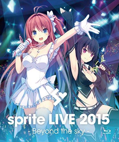sprite LIVE 2015 - Beyond the sky - Blu-ray