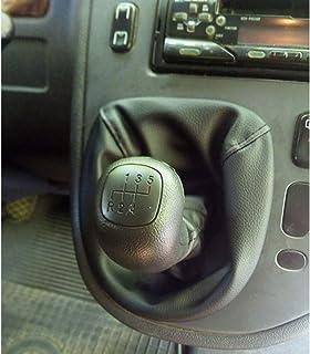 LUOERPI 5 Marchas Cambio de Velocidad Perilla de Engranajes Palanca de Cambio Paleta Estilo de Auto, para Mercedes Benz Vito 638 1996 1997 1998 1999 2000 2001 2002 2003