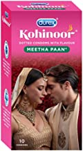 Kohinoor Durex Condoms - 10 Count (Meetha Pan)