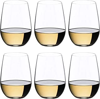 [正規品] RIEDEL リーデル 白ワイン グラス 6個セット リーデル・オー リースリング/ソーヴィニヨン 375ml 5414/95 (6個セット)
