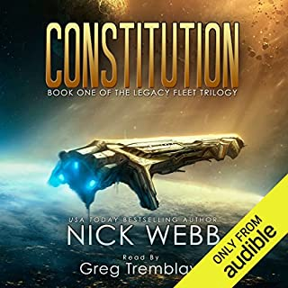 Constitution                   By:                                                                                                                                 Nick Webb                               Narrated by:                                                                                                                                 Greg Tremblay                      Length: 7 hrs and 5 mins     41 ratings     Overall 4.4