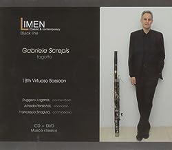 18th Virtuoso Bassoon (CD+DVD) - G. Screpis, R. Laganà, F. Siragusa, A. Persichilli