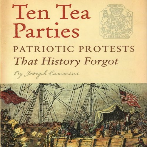 Ten Tea Parties audiobook cover art