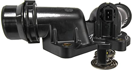 for 2012-2015 Chevrolet Chevy Sonic 1.8L 25192904 B Blesiya 25192228 Engine COOLANT Thermostat HOUSING with Inlet Hose