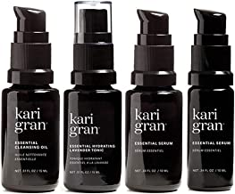 Kari Gran - Organic Mini Skincare Kit (Lavender)
