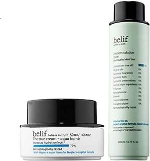belif for oily skin