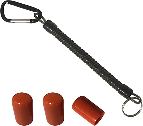 Pinpointer Tip Protectors and Lanyard for Garrett Pro-Pointer at