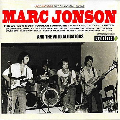 Marc Jonson feat. Drew Zingg, Wayne Kramer, Richard Lloyd & Mike Masaros