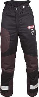 Oregon 295453/M Yukon+ Tipo A Clase 1 (20 m/s) Pantalones Protectores para Motosierra, Negro, M