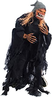 Zagone Studios Gourd-eee Costume kit Comes with a Gourd-eee Mask, Pumpkin Gloves, and Rotting Gown