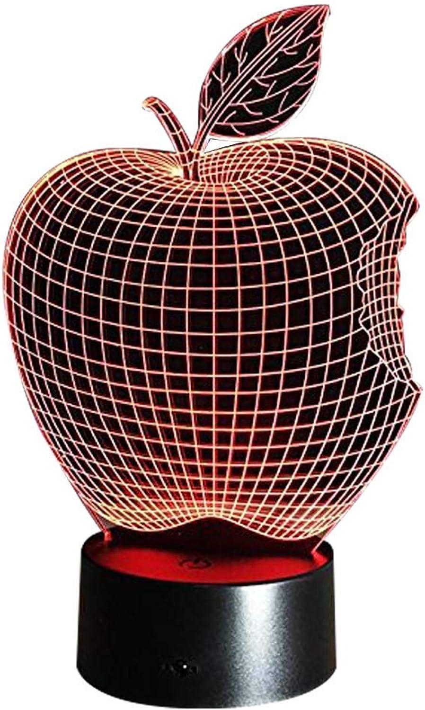 OIBHFO Home 3D Nachtlicht 5 Farbwechsel Geschenk mit Blautooth Lautsprecher Tischlampe LED liefern Schreibtisch Beleuchtung Heimtextilien Spielzeug , Mehrfarben Umgebungslicht