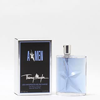 ANGEL A MEN by THIERRY MUGLER- Eau De Toillette SPRAY (REFILL) 100ml