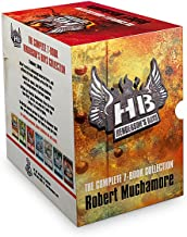 Robert Muchamore Hendersons Boys 7 Books Collection Set RRP: £48.93 (One Shot Kill, Scorched Earth, The Prisoner, Secret A...