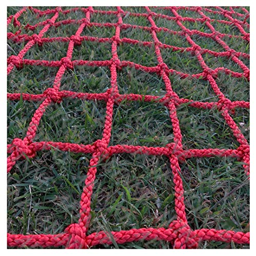 Great Deal! Rope Netting Climbing,Cargo Climbing Net for Kids Playground Rock Cords Ladder Swing Set...