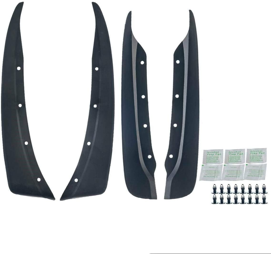 Set of 4 Front and Rear Mud Flaps New life Co Guards Chevrolet Excellence for Splash