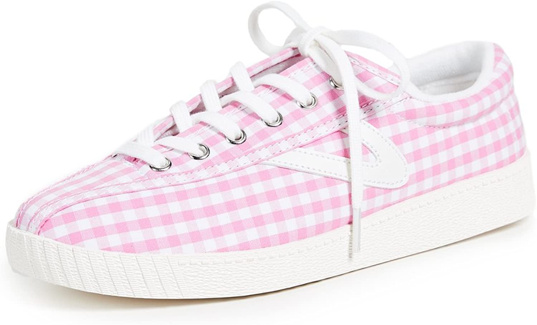 TRETORN Women's Nylite Gingham Sneakers