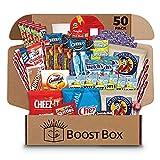 BOOST BOX (50) – Premium Snack Boxes, Care...
