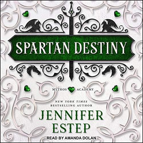 Spartan Destiny cover art