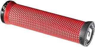 ODI Lock-On MTB bonus pack Elite Motion - bright red/blk
