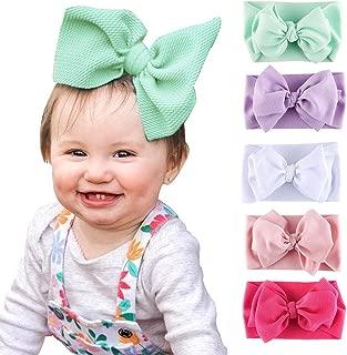 newborn headband size chart