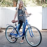 10. Sixthreezero Women's Comfort Bicycle with Rear Rack