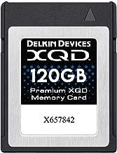 Delkin 120GB Premium Xqd Memory Card