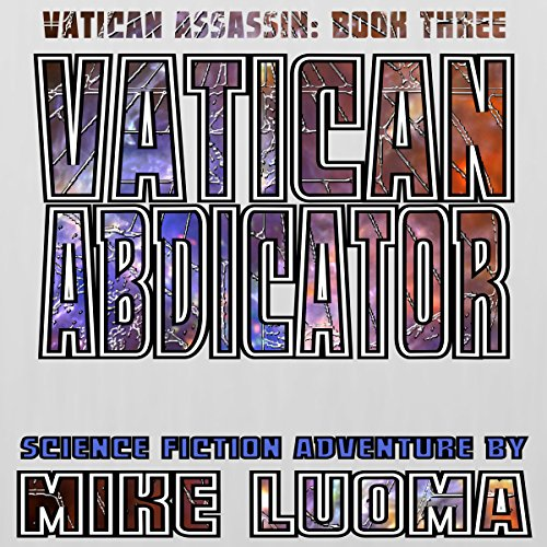 Vatican Abdicator audiobook cover art