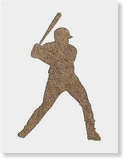 Best baseball player stencil Reviews