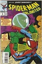 Spider-man Unlimited #4 Vol. 1 December 1993