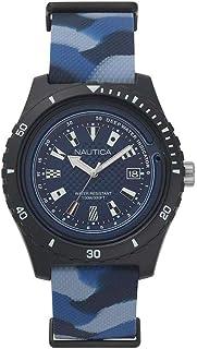 Nautica Men's NAPSRF Watch Blue