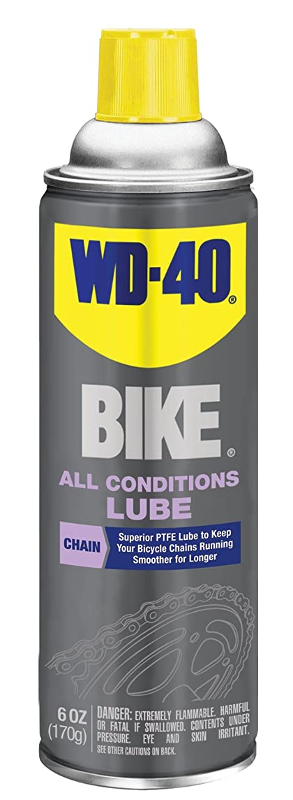 WD-40 Bike Chain Lube, Bike Wash, Chain Cleaner & Degreaser, Dry Lube, Wet Lube