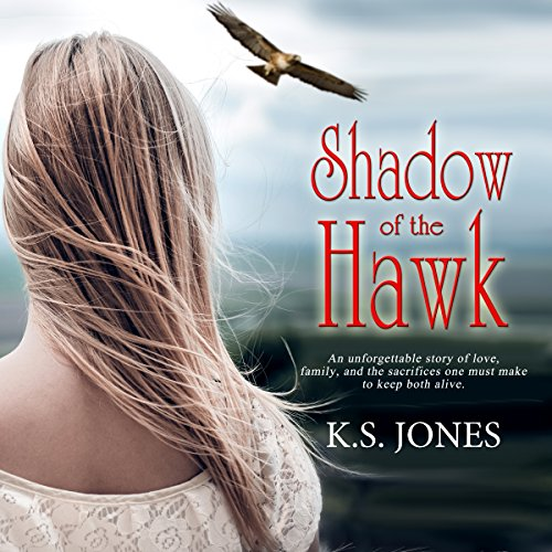 Shadow of the Hawk audiobook cover art