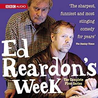Ed Reardon's Week cover art
