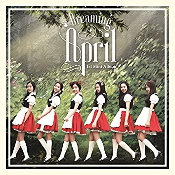 APRIL 1st Mini Album 'Dreaming'