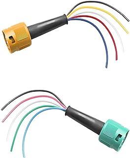 Anschluss set 5 polig 15cm für Rückleuchten mit Bajonettanschluss