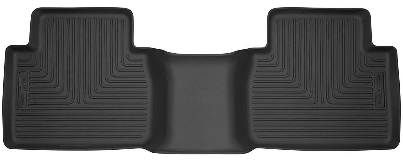 Husky Liners 52841 Black 2nd Seat Floor Liner Fits 18-19 Camry