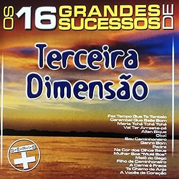 Os 16 Grandes Sucessos de Terceira Dimensão - Série +