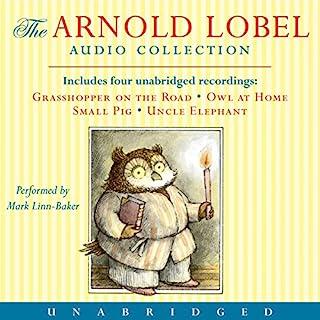 Arnold Lobel Audio Collection audiobook cover art