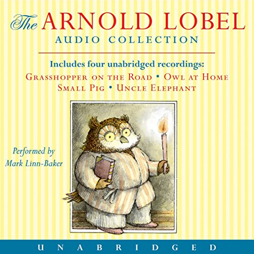 Arnold Lobel Audio Collection cover art