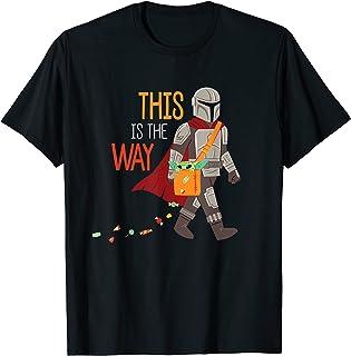 The Mandalorian Grogu This is The Way Halloween T-Shirt