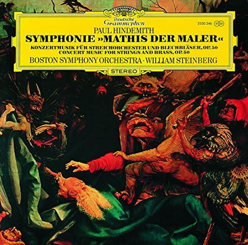 Daniel Benyamini, Paris Conservatoire Orchestra, Boston Symphony Orchestra, William Steinberg & Daniel Barenboim