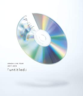ARASHI LIVE TOUR 2017-2018 「untitled」(Blu-ray通常盤)